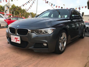 BMW 3シリーズ 320iツーリング Mスポーツパッケージ HDDナビ ETC