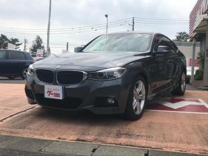 BMW 3シリーズ 320iグランツーリスモ Mスポーツ Bluetooth接続