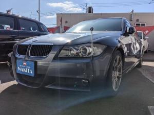 BMW 3シリーズ 320i Mスポーツパッケージ ナビ バックカメラ CD サンルーフ プッシュスタート オートライト Wエアバッグ ABS