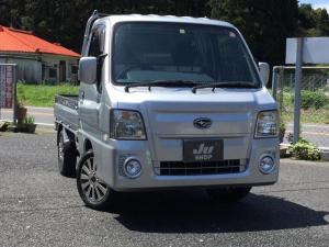 スバル サンバートラック TC-SC 4WD 5MT スーパーチャージャー ステラ純正ホイール14インチタイヤ新品装着渡し 純正タイヤ付き