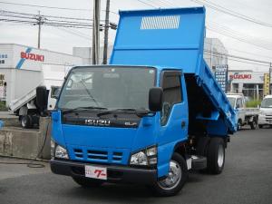いすゞ エルフトラック 2.0tローダンプ 強化ボデー 5速ミッション フル装備
