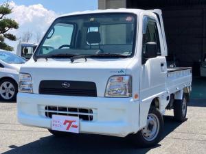 スバル サンバートラック  4WD ワンオーナー 5速MT AC PS