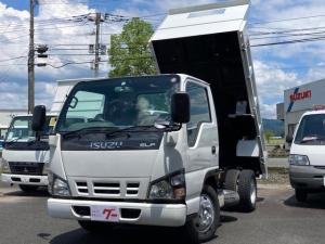 いすゞ エルフトラック  3t ローダンプ 5速MT 4ナンバー AC PS PW ETC