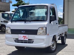 スバル サンバートラック TB 4WD 軽トラック エアコン 5速MT 三方開