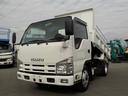 いすゞ/エルフトラック 3t全低床 強化ダンプ6MT
