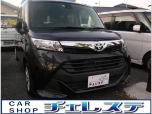 トヨタ タンク X S パワースライドドア ナビ Bカメラ