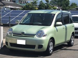 トヨタ シエンタ X 車検令和3年6月 HDDナビ ETC キーレス