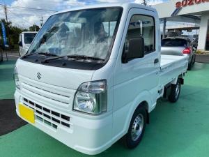 スズキ キャリイトラック KCエアコン・パワステ 3方開 4WD 届出済未使用車