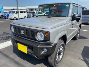 スズキ ジムニー XC 4WD セーフティサポート 届け出済み未使用車 LEDヘッドライト