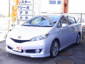 トヨタ ウィッシュ 1.8X HIDセレクション サンルーフ HDDナビ地デジ