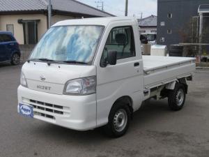 ダイハツ ハイゼットトラック エアコン・パワステ スペシャル 4WD 5速マニュアル車