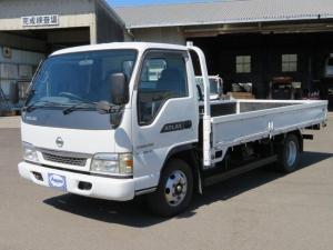 日産 アトラストラック 2Tワイドロング 車検整備付き 走行距離52920km
