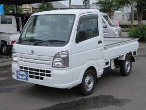 スズキ キャリイトラック KCエアコン・パワステ農繁仕様4WD