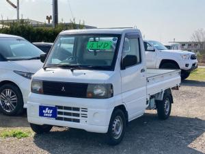三菱 ミニキャブトラック VX-SE 4WD 三方開 5速ミッション エアコン パワステ