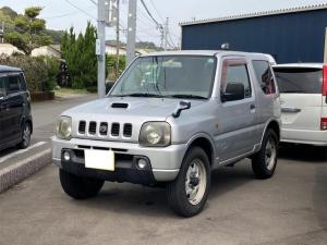 スズキ ジムニー XL 4WD インタークーラーターボ キーレス 背面タイヤ ハードカバー