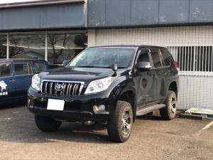 トヨタ ランドクルーザープラド TX 4WD ナビ フルセグTV バックモニター  アルミ