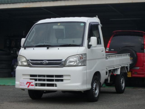 ダイハツ ハイゼットトラック EXT キーレス CD パワーウインドウ ETC 5速マニュアル