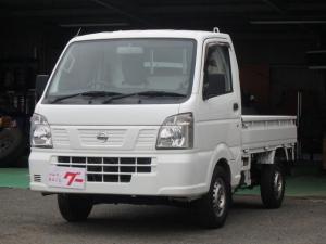 日産 NT100クリッパートラック DX 5速マニュアル エアコン パワステ 運転席エアバッグ