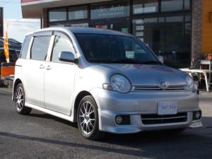 トヨタ シエンタ G HDDナビ ワンセグTV 社外アルミ装着