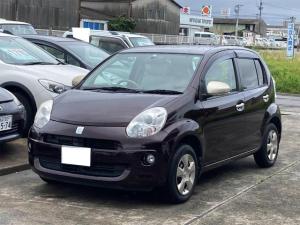 トヨタ パッソ プラスハナ フロントベンチシート エアバッグ キ-レス CD ABS エアコン パワステ