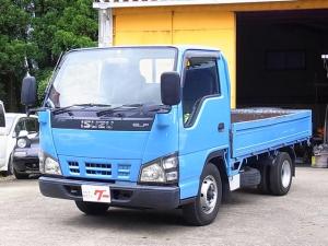 いすゞ エルフトラック ベースグレード  低床 ディーゼル車 最大積載量2000kg