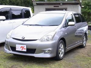 トヨタ ウィッシュ X エアロスポーツパッケージ HIDライト