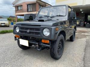 スズキ ジムニー HC 4WD 5ミッション 社外CDデッキ