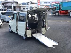ホンダ N-BOX+ G 車椅子仕様車 スローパー メモリーナビ ETC キーレス 両側スライドドア