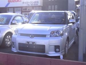 トヨタ カローラルミオン 1.5G エアロツアラー HDDナビフルセグTV ETC