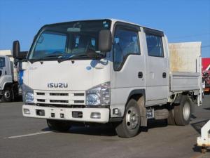 いすゞ エルフトラック  800Kg能力パワゲート付き