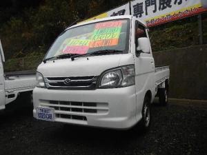 ダイハツ ハイゼットトラック エクストラ 4WD CD AT エアコン パワステ 作業灯