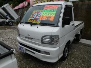 ダイハツ ハイゼットトラック スペシャル 5速MT AC PS フロアマット 4WD