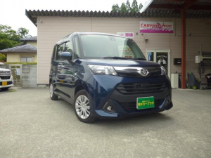 トヨタ タンク X S ナビ・TV ETC バックモニター 衝突軽減アシスト