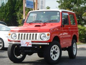 スズキ ジムニー リフトアップ 社外16AW 社外キーレス 4WD ターボ