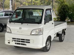 ダイハツ ハイゼットトラック スペシャル農用パック 4WD エアコン パワステ 5速MT 軽トラック 車検整備付き
