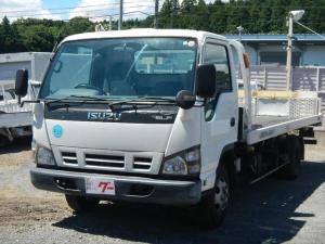 いすゞ エルフトラック 3.0t積載車 6速ミッション フル装備 ディーゼル