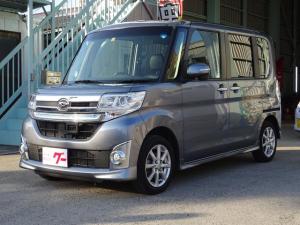 ダイハツ タント カスタムX トップエディションSA エコアイドル スマアシ