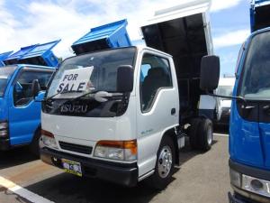 いすゞ エルフトラック 2t 高床 強化ダンプ 5速マニュアル