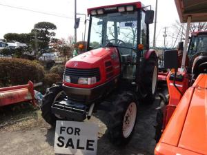 日本その他 日本 ヤンマー トラクター エコトラ AF655 4WD