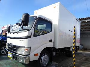 トヨタ ダイナトラック 2.55t アルミV 垂直ゲート オートマ デッキ はしご付