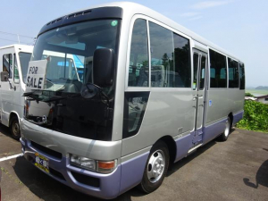 日産 シビリアンバス 福祉車両 リフト付き 車椅子1基固定 オートマ 22人乗り
