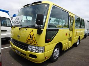トヨタ コースター 幼児バス オートマ ナビ バックカメラ 大人3人幼児39人乗