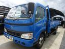 トヨタ/ダイナトラック 4t 平ボディー 6速マニュアル ETC エアバック