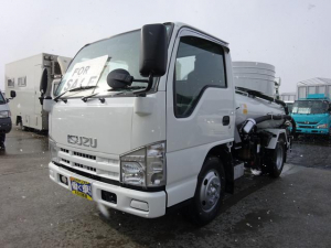 いすゞ エルフトラック  1.8t バキュームカー 衛生車 6速マニュアル モリタエコノスVAR418H キーレス