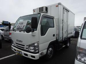 いすゞ エルフトラック  4WD 2t 冷蔵冷凍車 -7度 デンソー 5速マニュアル ターボ キーレス