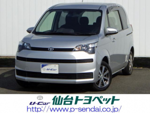 トヨタ スペイド F