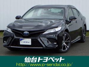 トヨタ カムリ WS