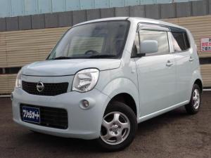 日産 モコ S FOUR 4WD キーレス CD シートヒーター 純正アルミ ルームクリーニング済