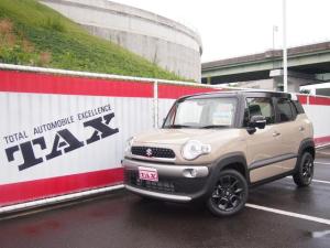 スズキ クロスビー ハイブリッドMX 登録済未使用車4WD全方位カメラ保証付