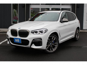 BMW X3 M40d セレクトパッケージ ワンオーナー 21AW